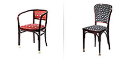 Ohýbaný nábytek (Thonet & Kohn & Mundus)