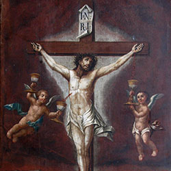 Altarpiece - 17th-18th century