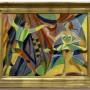 Obraz - Tanečníci - olej na plátně - Vl. Hofman